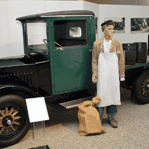 Museu Volvo - Série 1 - Anders Wejrot/Divulgação