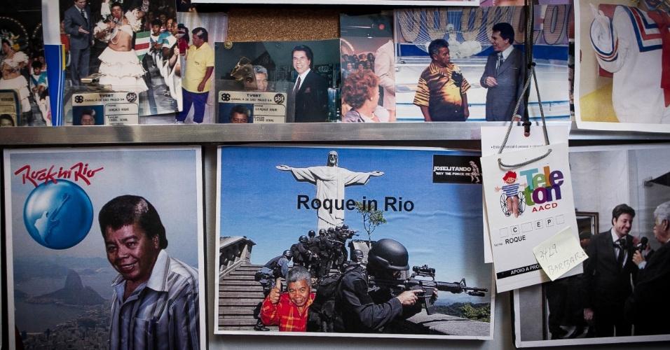 24.set.2013 - Produção faz piada com o evento Rock in Rio e com o nome de Roque Gonçalo