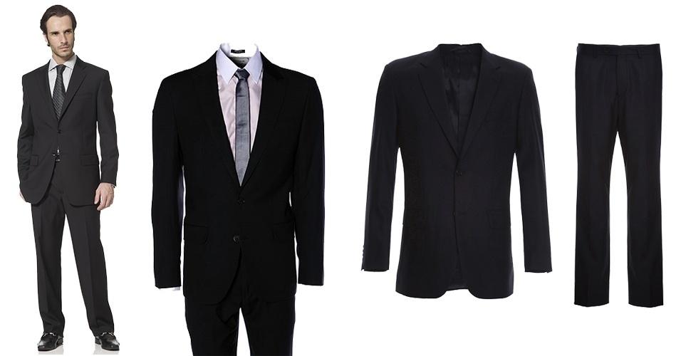 Hora H  Peças para um guarda-roupa básico masculino - BOL Fotos - BOL Fotos 375dd6646c