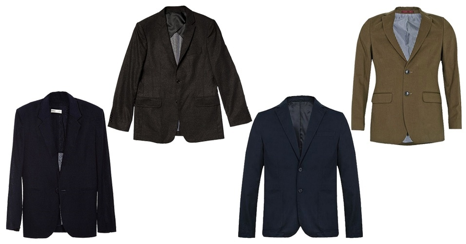 No guarda-roupa casual elegante, o blazer é a peça-chave que levanta 17e19d9ed1