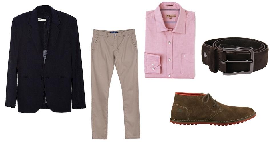 Se for para ter somente um blazer no guarda-roupa, escolha um clássico azul eb62f2557a