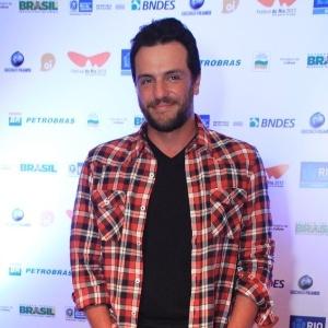 O ator Rodrigo Lombardi