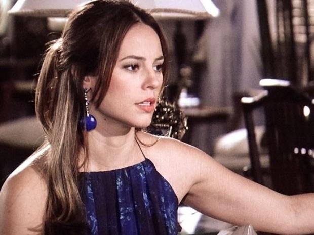 """Em """"Amor À Vida"""", Pilar e Paloma batem boca por causa de César"""