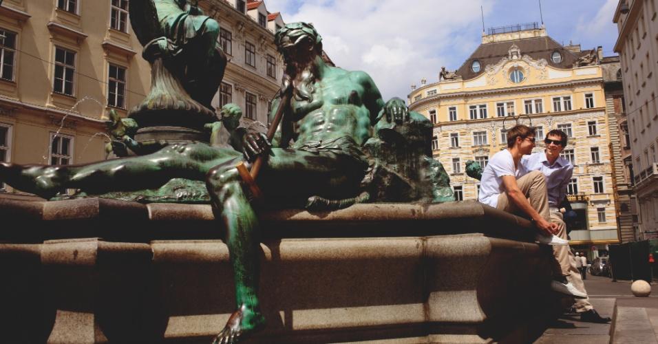 : Viena, quem diria, também tem sua versão gay para viajantes em busca de experiências clássicas que vão além do exibicionismo da capital austríaca de passado imperial