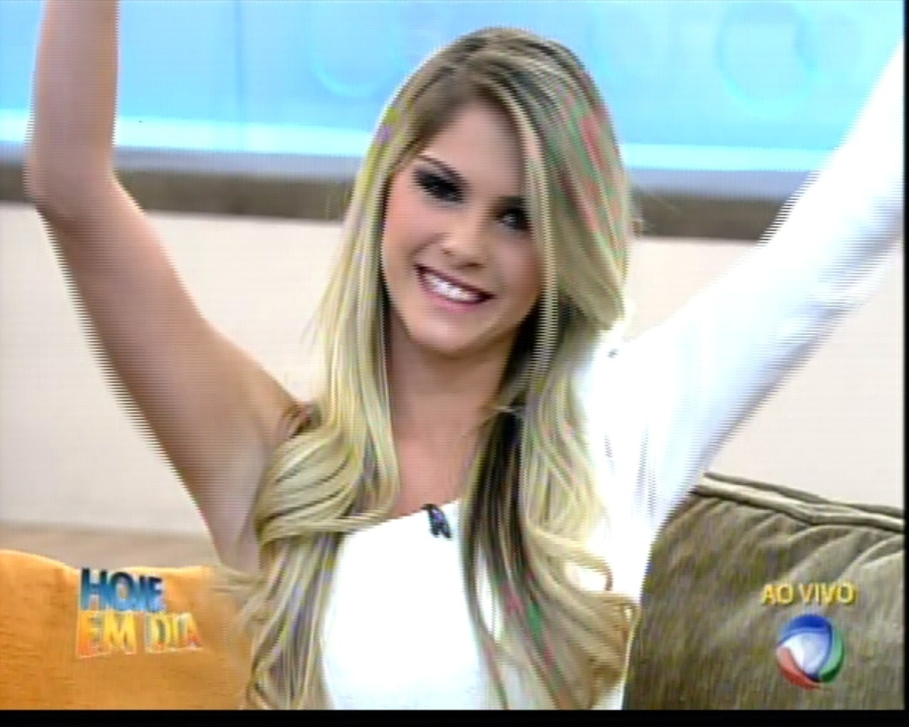 30.set.2013 - Bárbara Evans, vencedora de