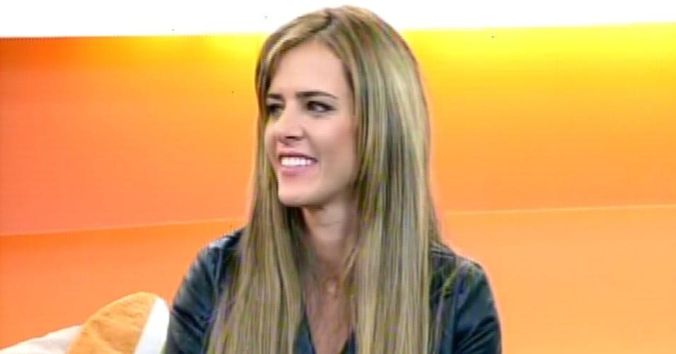 30.set.2013 - Denise Rocha, segunda colocada em