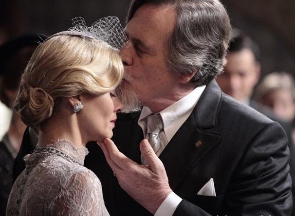 30.set.2013- Iolanda se casa com Ernest e chora no momento de dizer 'sim'