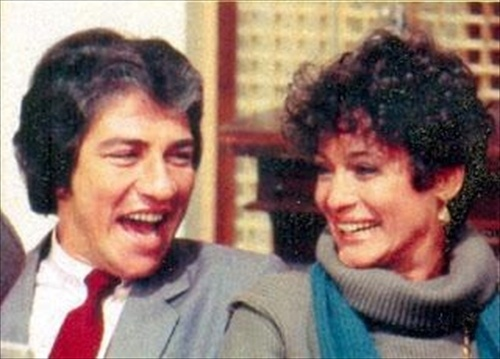 """Cláudio Cavalcanti e Susana Vieira em cena de """"Baila Comigo"""", de 1981"""