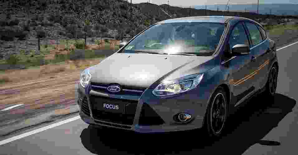 Ford Focus 2.0 Titanium 2014 - Divulgação
