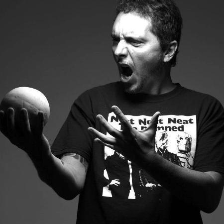 Gastão Moreira, ex-VJ da MTV Brasil - Reprodução/Facebook