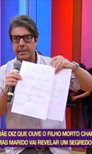 """João Kleber no """"Você na TV"""""""
