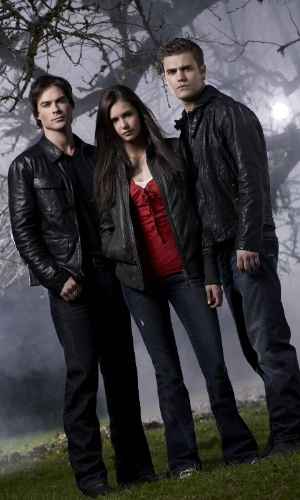 """Série """"Vampire Diaries"""""""