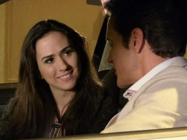 """Em """"Amor à Vida"""", Valdirene aceita convite para morar com Ignácio e deixa Carlito arrasado"""