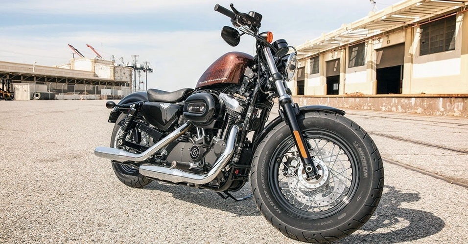 Harley-Davidson Forty Eigth