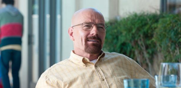 """Bryan Cranston (Walter White) em cena da última temporada de """"Breaking Bad"""" - Divulgação"""