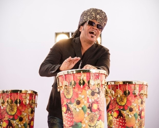 Carlinhos Brown promete discursos mais enxutos na 2ª temporada de