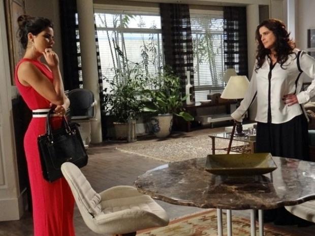 """Em """"Amor à Vida"""", Aline e Mariah tramam segunda parte da vingança contra Cesar"""