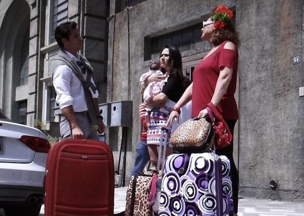 """Em """"Amor à Vida"""", Valdirene e Márcia se mudam para a casa de Ignácio"""