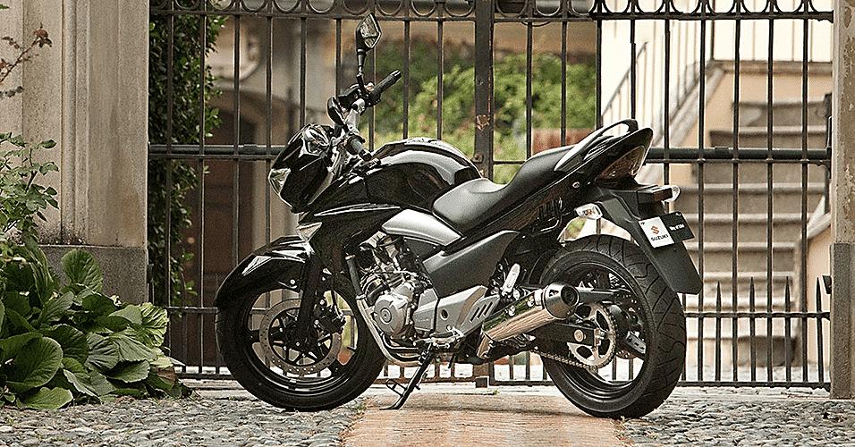 Suzuki Inazuma 250 - Divulgação