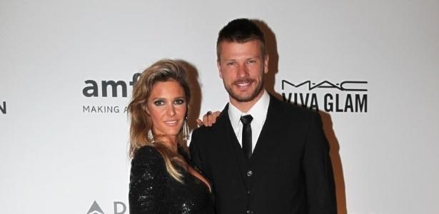 Fernanda Lima e Rodrigo Hilbert serão os apresentadores do sorteio da Fifa para o Mundial de 2014