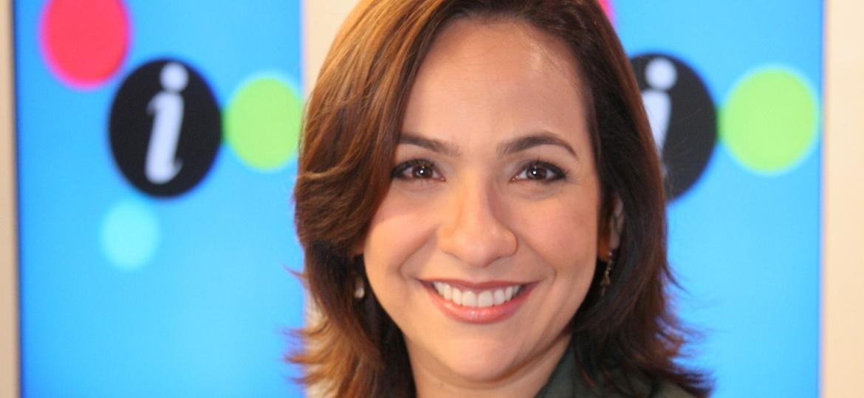 A jornalista Maria Beltrão, da GloboNews - Divulgação/TV Globo