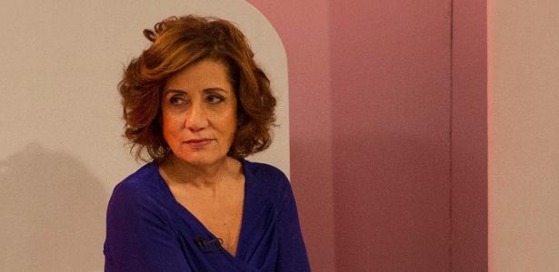 Miriam Leitão, da GloboNews