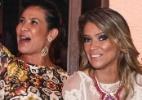 Fani Pacheco e Scheila Carvalho se divertem em aniversário de empresário - Thais Aline e Fernanda França / Ag. Fio Condutor