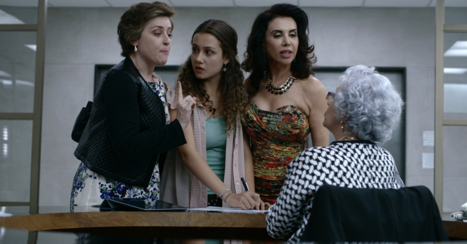 """7.out.2013 - Cena de """"Beleza S/A"""", série produzida pela O2 e atualmente em exibição pelo canal GNT"""