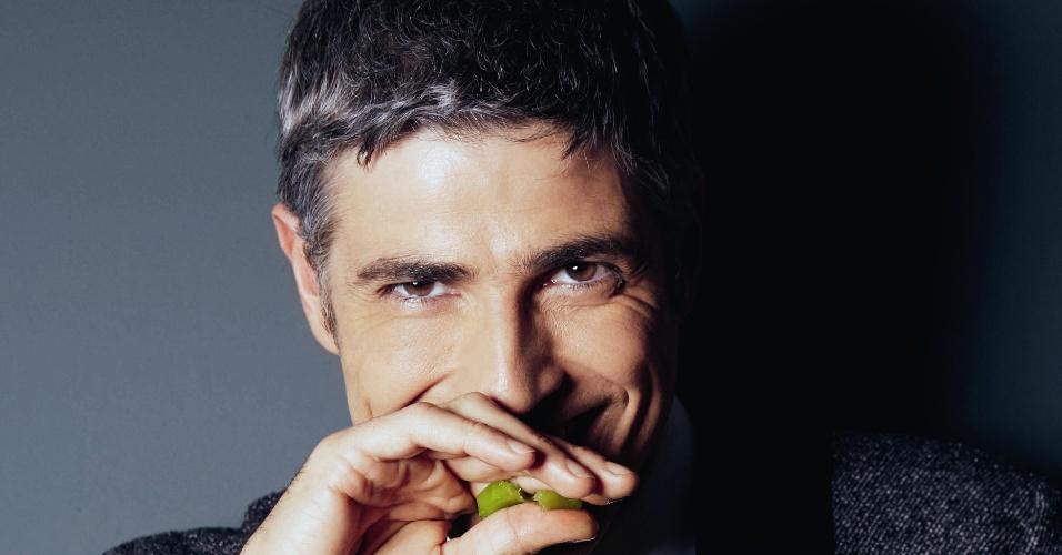 """Reynaldo Gianecchini em ensaio para a """"Lifestyle Magazine"""""""