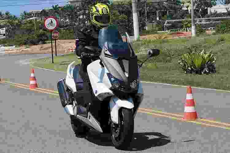 Yamaha T-Max 530 - Divulgação