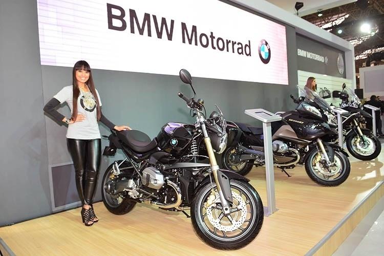 BMW motor boxer