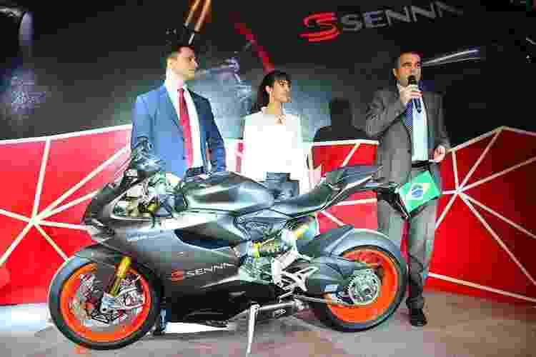 Ducati 1199 Panigale S - Doni Castilho/Infomoto
