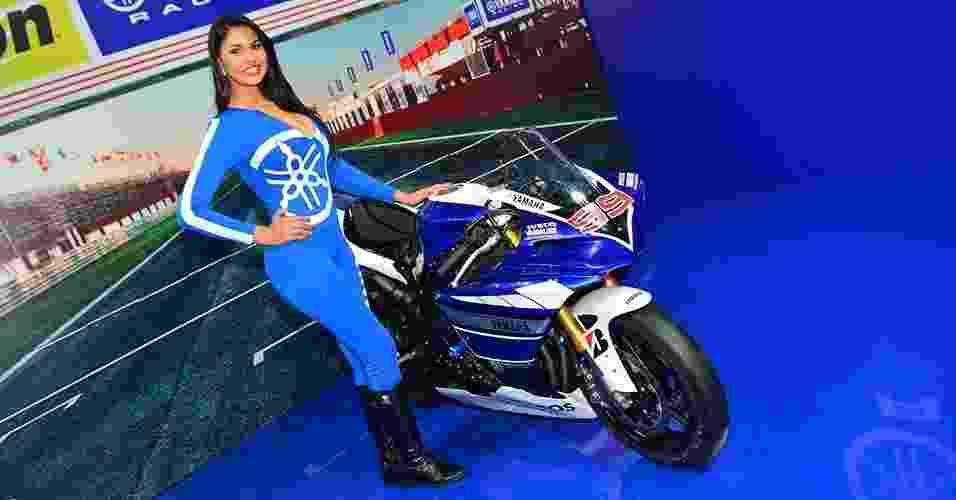 Yamaha YZR-M1 - Doni Castilho/Infomoto