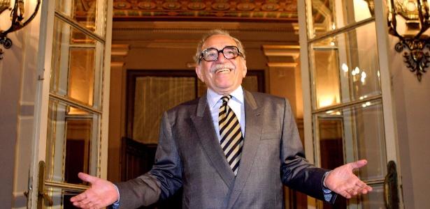 Escritor colombiano Gabriel García Márquez em Barcelona em 2005 - Albert Gea/Reuters