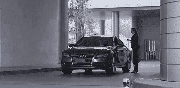 Audi A7 piloted driving - Reprodução - Reprodução