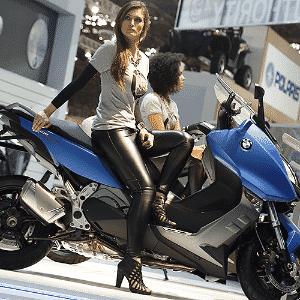 BMW Scooter - Divulgação