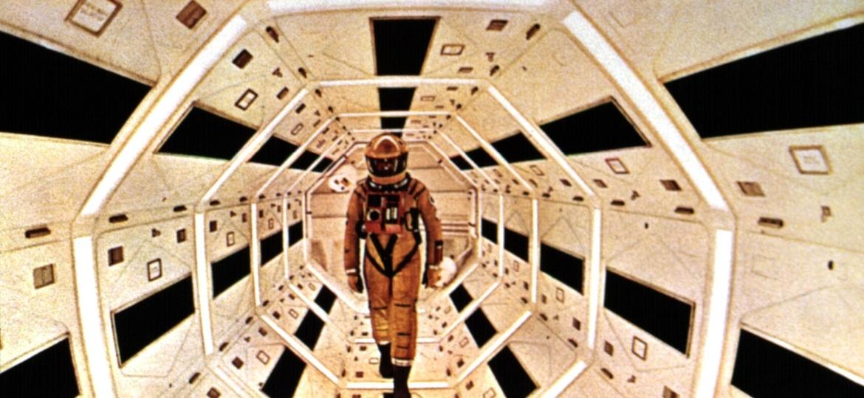 """Cena de """"2001 - Uma Odisséia no Espaço"""", de Stanley Kubrick - Divulgação"""