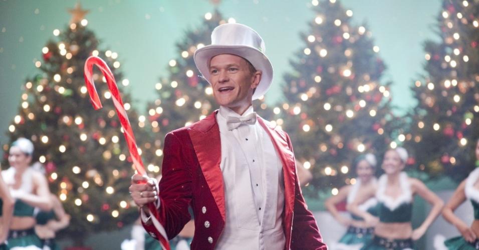 """Neil Patrick Harris em cena de """"Um Natal Muito Louco"""", de Todd Strauss-Schulson"""