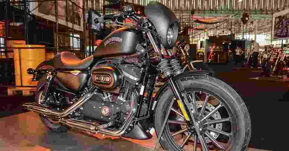 Harley-Davidson 883 Iron - Doni Castilho/Infomoto