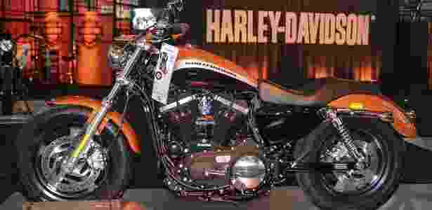 Harley-Davidson XL 1200 CA - Doni Castilho/Infomoto - Doni Castilho/Infomoto