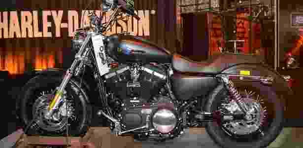 Harley-Davidson XL 1200 CB - Doni Castilho/Infomoto - Doni Castilho/Infomoto
