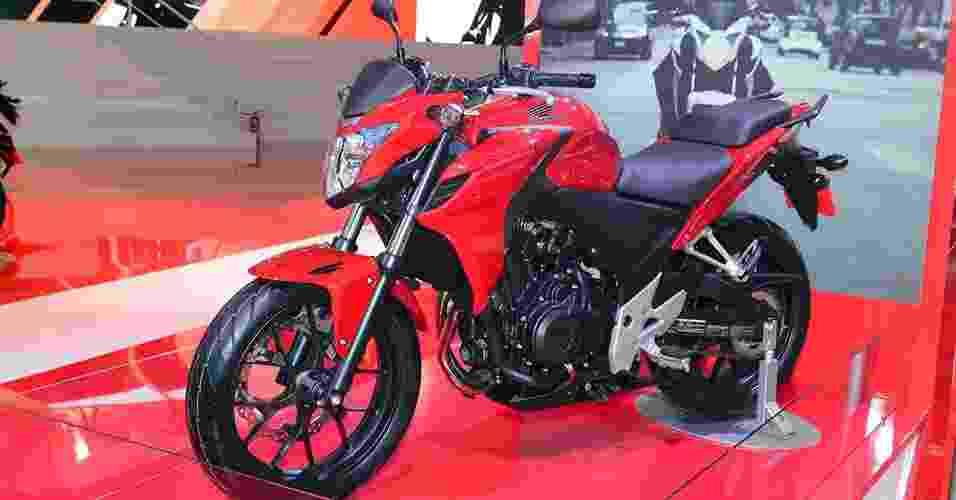 Honda CB 500F - Doni Castilho/Infomoto