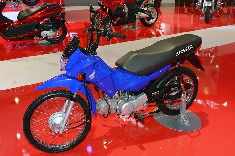 Honda Pop 100 é sucesso de vendas no Norte e Nordeste do país