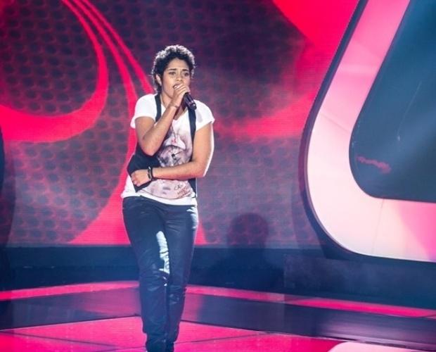 """10.out.2013 - Bruna Barreto cantou  """"Disritmia"""", de Martinho da Vila"""