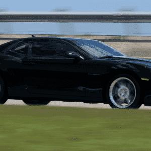 Chevrolet Camaro SS 2014 - Murilo Góes/UOL