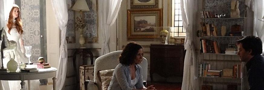 """Em """"Amor à Vida"""", Nicole fala com Thales através de médium"""