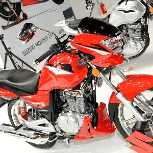 Suzuki  - Doni Castilho/Infomoto