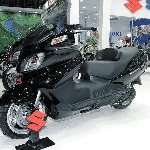 Suzuki Burgman 650 - Doni Castilho/Infomoto