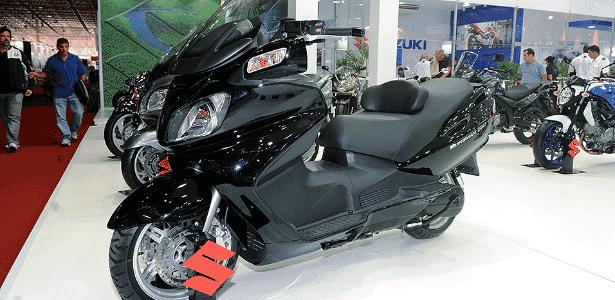 Suzuki Burgman 650 - Doni Castilho/Infomoto - Doni Castilho/Infomoto