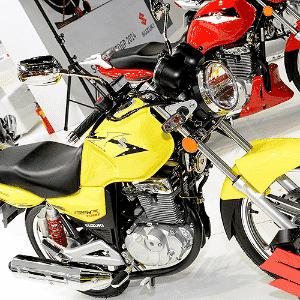 Suzuki GSR 150i - Doni Castilho/Infomoto